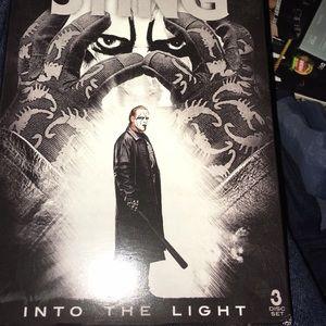 Wwe Sting dvd